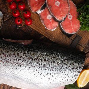 Купить лосось в Екатеринбурге
