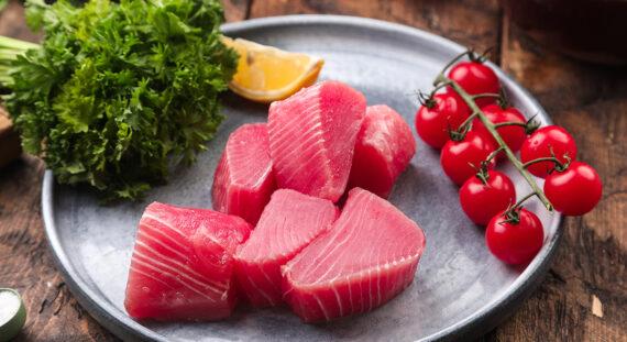 Купить тунец в Екатеринбурге